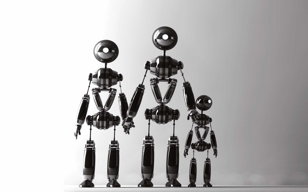 robot-family